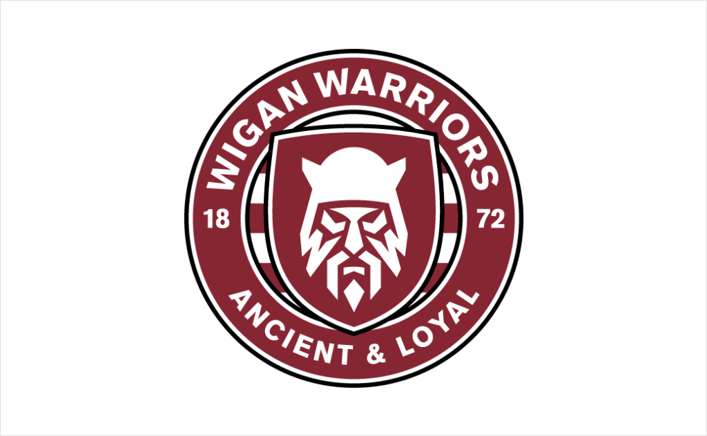 2020-wigan-warriors-rugby-team-reveal-new-logo-design Png